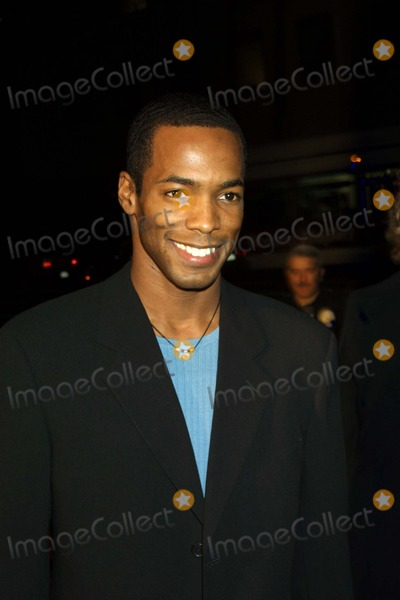 Antwone Fisher Photo - Industry Screening of - Antwone Fisher - Academy of Motion Picture Arts  Sciences Beverly Hills CA 12192002 Photo by Ed GelleregiGlobe Photos Inc 2002 Anthony Montgomery
