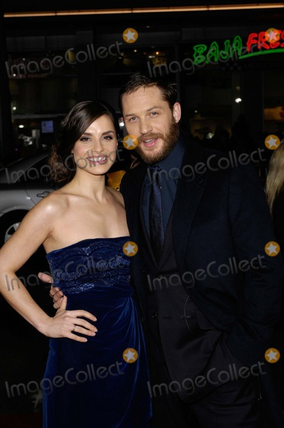 Tom Hardy Photo - Tom Hardy During the Premiere of the New Movie From Twentieth Century Fox This Means War Held at Graumans Chinese Theatre on February 8 2012 in Los Angeles Photo Michael Germana - Globe Photos