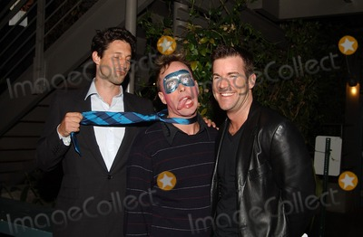 Houston King Photo -  the 2002 Glitter Awards Saluting the Best in Gay Theatrical Films Released in 2001 at the Gay and Lesbian Center in Santa Monica CA Photo by Amy GravesGlobe Photos Inc 2002 Houston King Alexis Arquette and Miles Swain