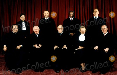Stephen Breyer Photo -  1996 Supreme Court of the USA Rbader Ginsberg Dh Souter C Thomas Stephen Breyer a Scalia Jp Stevens Wh Rehnqiustsandra Day Oconnor and a Kennedy Supplied by Globe Photosinc