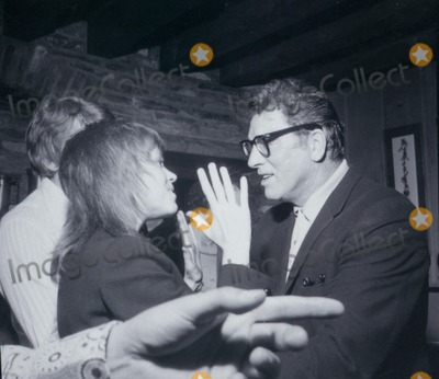 Burt Lancaster Photo - Jane Fonda Burt Lancaster Photo Nate CutlerGlobe Photos Inc