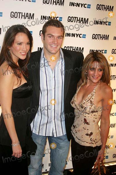 Nick Warnock Photo - Gotham Magazine Celebrates 5th Anniversary at Cipriani 23rd Street New York City 11-17-2004 Photo by John BarrettGlobe Photosinc Apprentice_group Shot Nick Warnock_heidi Bressler