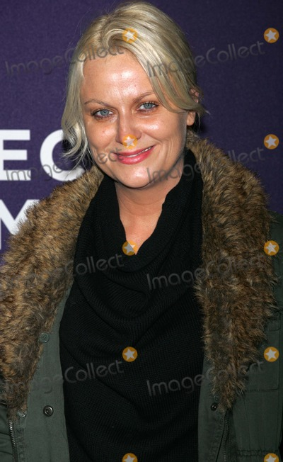 AMY POHLER Photo - Amy Pohler Arrives For the Tribeca Film Festival Premiere of Hoodwinked Too at the Chelsea Clearview Cinemas in New York on April 23 2011 Photo by Sharon NeetlesGlobe Photos Inc