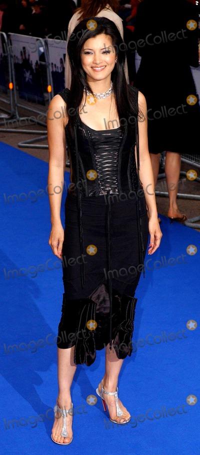 Anna Paquin Photo - Paul HennessyglobelinkukGlobe Photos Inc K30194 04242003 Kelly Hu X Men 2 - Uk Premiere Odeon West End London