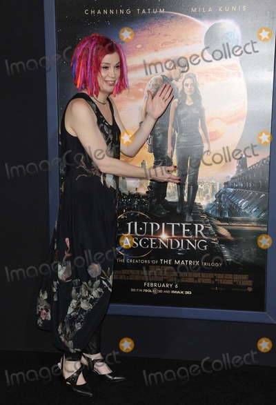 Lana Wachowski Photo - Lana Wachowski attending the Los Angeles Premiere of Jupiter Ascending Held at the Tcl Chinese Theatre in Hollywood California on February 2 2015 Photo by D Long- Globe Photos Inc