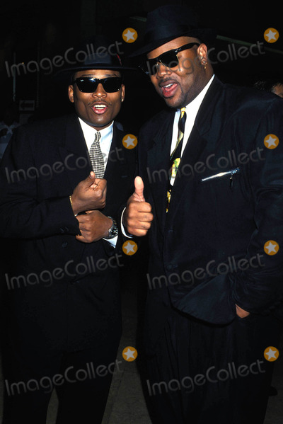 Jimmy Jam Photo - Terry Lewis and Jimmy Jam Ascap Pop Music Awards 1993 Photo by Lisa Rose-Globe Photos