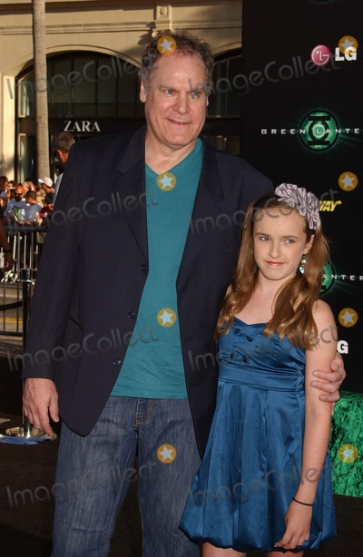 JAY SANDERS Photo - Jay O Sanders and Niece Attend the Premiere of Green lanternat the Chinese Theater in Hollywood ca on June 15  2011photo by Phil roach-ipol-globe Photos Inc 2011