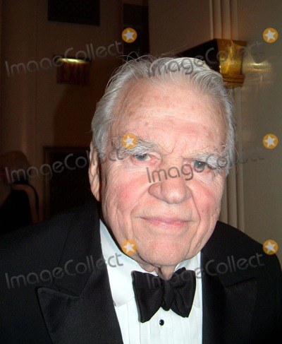 Andy Rooney Photo - 2002 International Press Freedom Awards Ceremony Waldorf-astoria NYC 11262002 Photo by Mitchell LevyrangefinderGlobe Photos Inc 2002 Andy Rooney