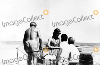 Jacqueline Kennedy Onassis Photo - Jacqueline Kennedy Onassis InterfotoGlobe Photos Inc