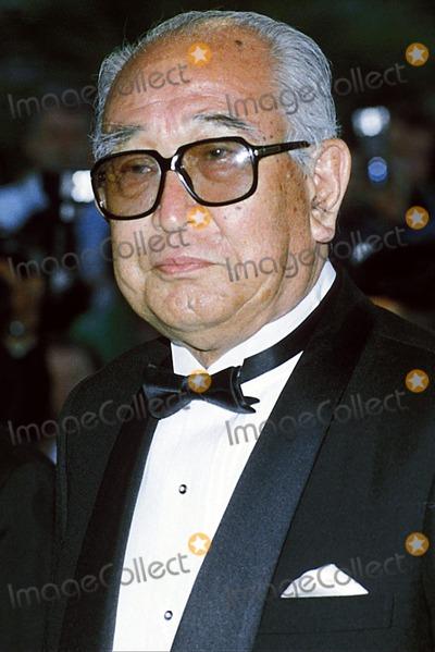 Akira Kurosawa Photo - Photo Uppa Ipol Globe Photos Inc 1991 Akira Kurosawa