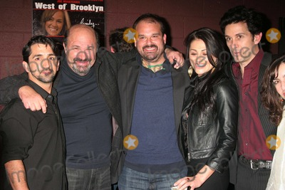 James Madio Photo - West of Brooklyn Los Angeles Premiere Sunset Blvd-theatre 68 Hollywood CA 021908 James Madio Robert Costanzo Mel Rodriguez Joleigh Fioreavanti and Ronnie Marmo Photo Clinton H Wallace-photomundo-Globe Photos Inc