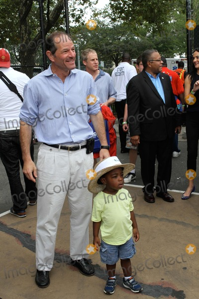 Eliot Spitzer Photo - Annual West Indian Day Parade Marches Down Eastern Parkway in Brooklyn NY Bruce Cotler 2013 Eliot Spitzer Photo by Bruce Cotler- Globe Photos Inc