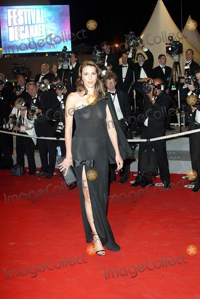 ALEXANDRA  KERRY Photo - Alexandra Kerry Premiere Kill Bill 2 Cannes Filmfest Palais Des Festivals Cannes France Mai 16 Photo by Alec Michael Michael  Globe Photos Inc 2004