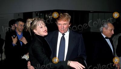 Melanie Griffith Photo - Sd1112 Robert Bazells Book Party at the Guggenheim in New York City Melanie Griffith and Donald Trump Photo Byrick MacklerrangefindersGlobe Photos Inc