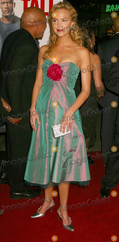 ARIELE KEBBEL Photo - Walking Tall World Premiere at Graumanns Chinese Theatre Hollywood California 032904 Photo by Clinton HwallaceipolGlobe Photos Inc2004 Arielle Kebbel