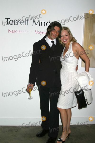 Alexandra Holden Photo - Exclusive Rae Dawn Chong at the Terrell Moore Exhibition Lowe Art Gallery Santa Monica California 02192004 Photo by Clinton H WallaceGlobephotos Inc 2004 Terrell Moore and Alexandra Holden