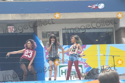China McClain Photo - L-r Sierra Mcclain China Mcclain Lauryn Mcclain Pop Group Attend 2014 Arthur Ashe Kids Day at Usta Billie Jean King National Tennis Center on 8232014 in Flushing Qns