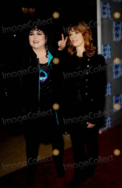 Ann Wilson Photo - Ann Wilson and Nancy Wilson during the LA Gay and Lesbian Centers AN EVENING WITH WOMEN CELEBRATING ART MUSIC AND EQUALITY held at the Beverly Hilton Hotel on May 1 2010 in Beverly Hills CaliforniaPhoto Michael Germana - Globe Photos Inc 2010K64713MGE