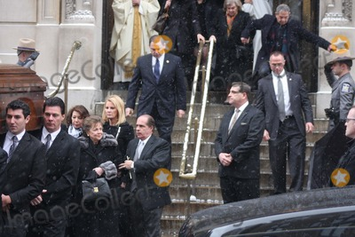 Mayor Michael Bloomberg Photo - Three Term Governor Mario Cuomo Funeral at St Ignatius Loyola Church on the Upper Eastside on Tuesday January 6th 2015 Governor Andrew Cuomo with His Mother Matilda the Widow of Governor Mario Cuomo and Billy Joel with Girlfriend Alexis Roderick and Former President Bill Clinton with Hillary Clinton and Phil Donahue with Marlo Thomas and Former Mayor Rudy Giuliani and Former Mayor Michael Bloomberg with Diana Taylor Photo by William Regan- Globe Photos Inc