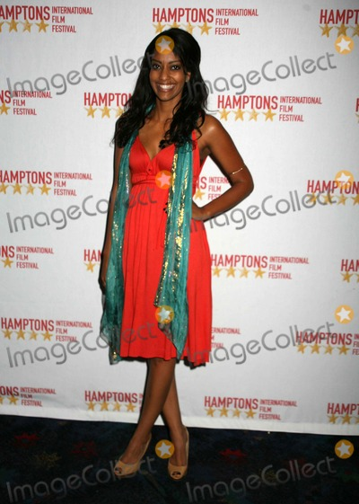 Azie Tesfai Photo - The 15th Annual Hamptons International Film Festival Screening of the Elder Son East Hampton NY 10-18-07 Photos by Sonia Moskowitz-Globe Photos Inc Azie Tesfai