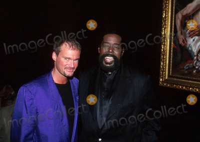 Barry White Photo -  Sd10201999 Barry White_michael Ault at Chaos NYC Photo by Rick Mackler  Rangefinder Globe Photosinc Barrywhiteretro