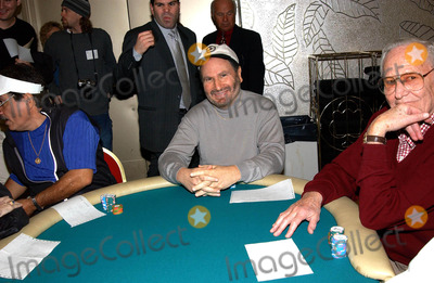 Gabe Kaplan Photo - World Poker Tour with Celebrity Games at the Commerce Casino in Los Angeles CA 02252003 Photo by Fitzroy BarrettGlobe Photos Inc 2003 Gabe Kaplan