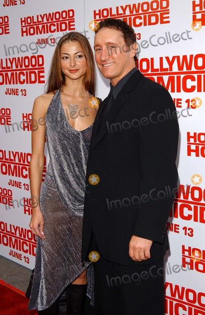 Tom Todoroff Photo - Hollywood Homicide Premiere at the Mann Village Theatre in Santa Monica CA Photo by Fitzroy BarrettGlobe Photos Inc 2003 Tom Todoroff and Date