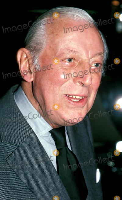 Alistair Cooke Photo - Alistair Cooke Photo ByGlobe Photos Inc 1984 Alistaircookeretro