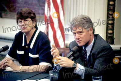 Janet Reno Photo - Bill Clinton Speak to the National Assoc of Police Organizations with Janet Reno 6241993 16633 Photo by James ColburnipolGlobe Photos Inc