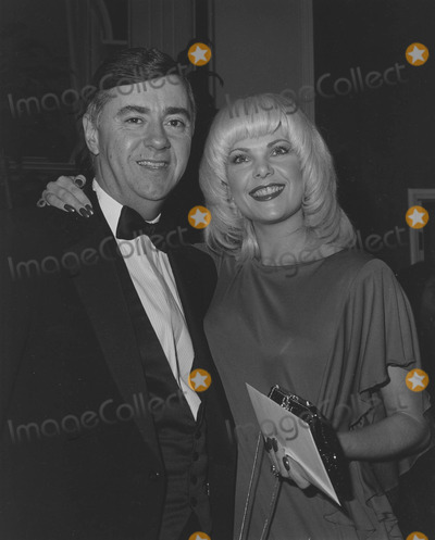 Ann Jillian Photo - Ann jillianwith Her Husband Andy murciasupplied by Globe Photos Inc