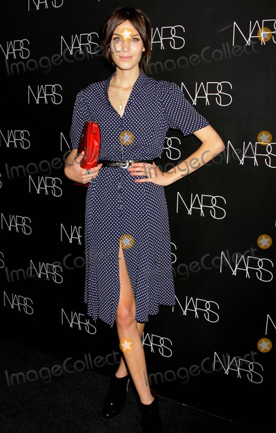 Alexa Chung Photo - Nars Cosmetics Exclusive Launch Event For Make Up Your Mind Express Yourself the New Book by Francois narscedar Lake Studios nycmay 24 2011photos by Sonia Moskowitz Globe Photos Inc 2011alexa Chung