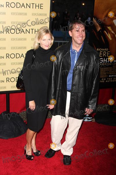 Nicholas Sparks Photo - -23-08 Nicholas Sparks World Premiere of Nights in Rodanthe at Ziegfeld Theatre Photos by John Barrett-Globe Photosinc