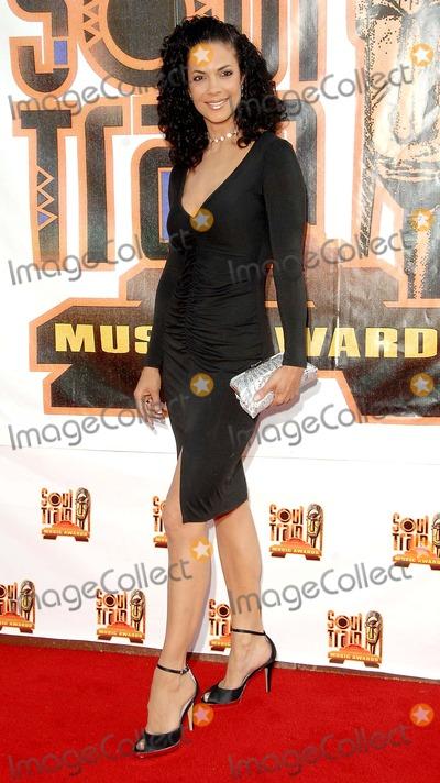 Amy Hunter Photo - the 21st Annual Soul Train Music Awards at Pasadena Civic Auditoriumpasadena CA 3-10-07 Photodavid Longendyke-Globe Photos Inc2007 Image Amy Hunter