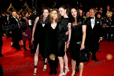 Julie Gayet Photo - Cannes Film Festival 2005 Julie Gayet and Audray Marny Photo Fred Santos  Omedias  Globe Photos Inc 2005