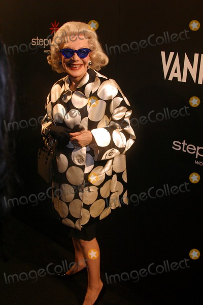 Anne Slater Photo -  Launch Party to Celebrate the First Vanity Fair in Concert Series Benefitting Step Up Women S Network at the Donna Karan New York Flagship Store in New York City 10172002 Photo by John BarrettGlobe Photos Inc 2002 Ann Slater