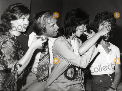 Alan Sues Photo - Barbara Sharma Alan Sues Lily Tomlin Ruth Buzzi Laugh in Party Photo Nate CutlerGlobe Photos Inc