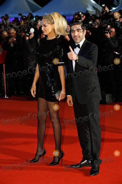 Adriana Sklenarikova Photo - Adriana Karembeu (Adriana Sklenarikova) 15th Nrj Awards Cannes France December 14 2013 Roger Harvey Photo by Roger Harvey - Globe Photos Inc
