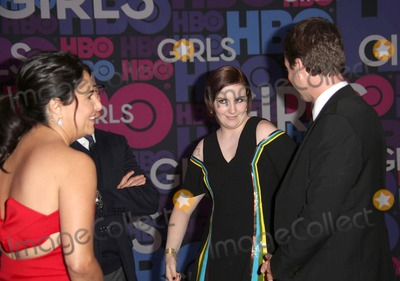 Lena Dunham Photo - The New York Premiere of the Fourth Season of Girls the American Museum of Natural History NYC January 5 2015 Photos by Sonia Moskowitz Globe Photos Inc 2015 Lena Dunham Jenni Konner