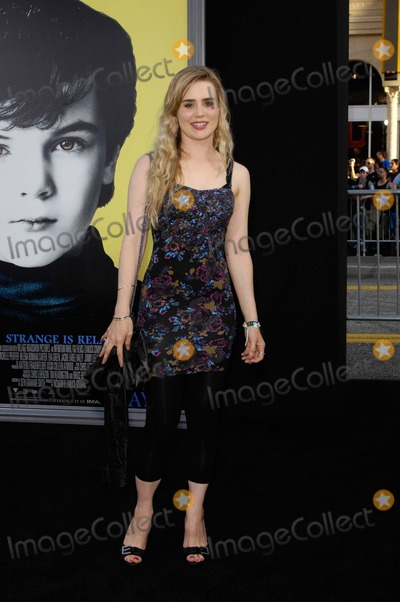 Alison Lohman Photo - Alison Lohman During the Premiere of the New Movie From Warner Bros Pictures Dark Shadows Held at Graumans Chinese Theatre on May 7 2012 in Los Angeles Photo Michael Germana - Globe Photos Inc