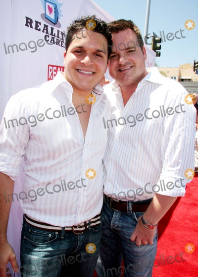 Alex Ali Photo - Reality Cares Presents Reality All-stars Hosted by Janice Dickinson to Benefit Operation Smile Josephs Restaurant Hollywood CA 06-30-07 Alex Ali and Lynn Warren Photo Clinton H Wallace-photomundo-Globe Photos Inc