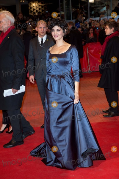 Audrey Tautou Photo - Actress Audrey Tautou attends the Premiere of Nobody Wants the Night During the 65th International Berlin Film Festival Berlinale at Berlinalepalast in Berlin Germany on 05 February 2015 Photo Alec Michael