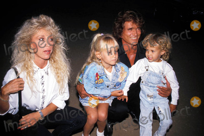 Photos and Pictures - Michael Landon with Son Sean, Wife ...