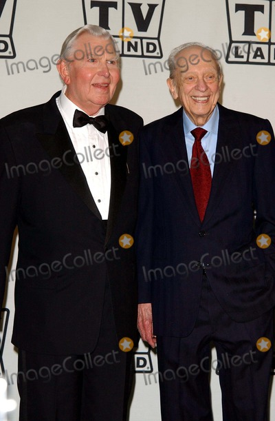 Andy Griffith Photo - Tv Land Awards a Celebration of Classic Tv Pressroom at the Hollywood Palladium in Hollywood CA 03072004 Photo by Fitzroy BarrettGlobe Photos Inc 2004 Andy Griffith and Don Knotts