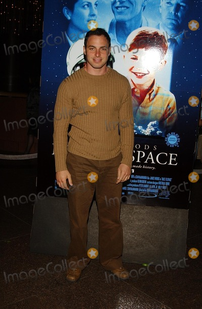 Nick Spano Photo -  Race to Space Screening Dga LA CA 03132002 Nick Spano Photo by Amy GravesGlobe Photosinc2002 (D)