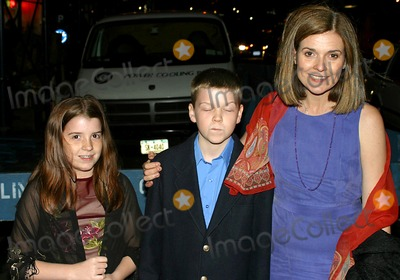 Anne Nelson Photo - Anne Nelson with Kids K29877rm After Party For the Premiere of the Guys at Gabriels Restaurant in New York City 422003 Photo Byrick MacklerrangefinderGlobe Photos Inc