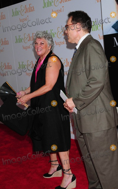 ANDRE COINTREAU Photo - at the Premiere of Julie  Julia at the Ziegfeld Theater in New York City on 07-30-2009 Photo by Ken Babolcsay-ipol-Globe Photos Inc Tyne Daly