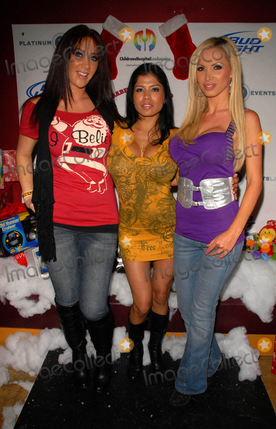 Alexis Amore Photo - Bridgetta Tomarchios Birthday Bash  2nd Annual Babes in Toyland Event at Lucky Strike in Hollywood CA 12-04-2009 Photo by Scott Kirkland-Globe Photos  2009 Jayden James Nikki Benz Alexis Amore