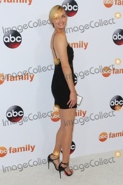 AMBER VALETTA Photo - Amber Valetta attends Disney Abc Television Groups 2015 Tca Summer Press Tour on August 4th 2015 at Tthe Beverly Hilton Hotel in Beverly Hillscaliforniausa PhotoleopoldGlobephotos