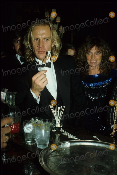Alex Godunov Photo - Alex Godunov Jacqueline Bisset K1605ps Photo by Paul Schmulbach-Globe Photos Inc