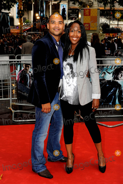 Angellica Bell Photo - Michael Underwood  Angellica Bell Tv Presenters at the Harry Potter and the Half-blood Prince Film Premiere Leicester Square London 7-07-2009 Photo by Neil Tingle-allstar-Globe Photos Inc